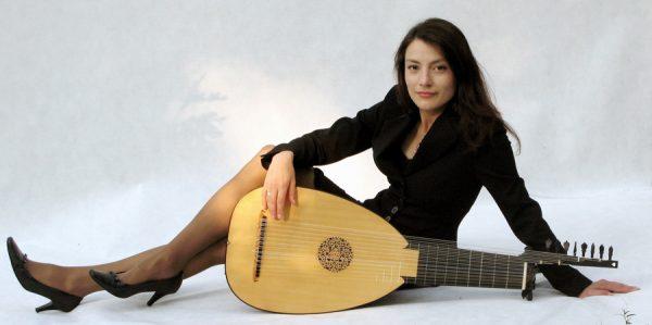 Hager Hanana, violoncelle – Anna Kowalska, luth baroque