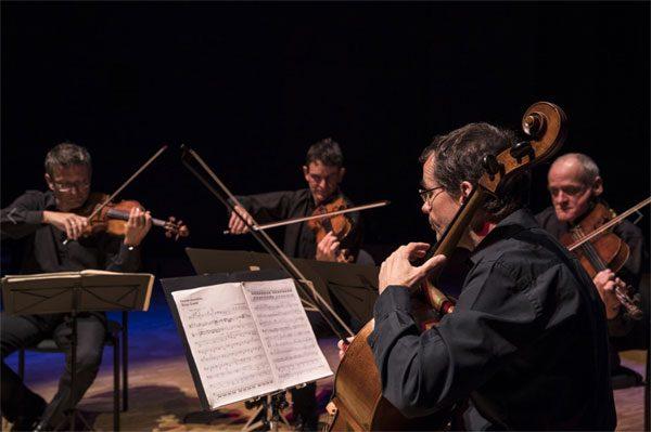 Quatuor Sine Nomine,  François Guye